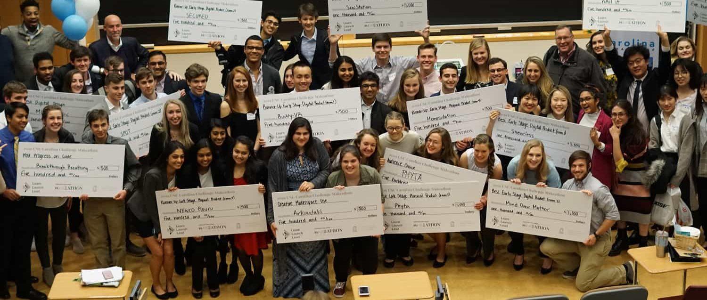 UNC Makeathon Group Photo